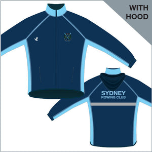 Sydney RC Regatta Jacket with Hood