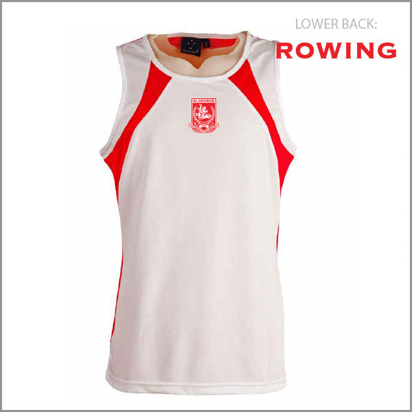 St George Singlet Men
