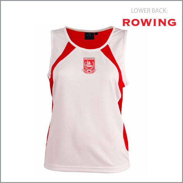 St George Singlet Women