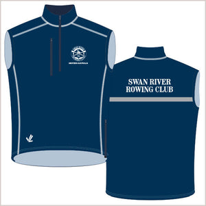 Swan River Sequel Vest Men
