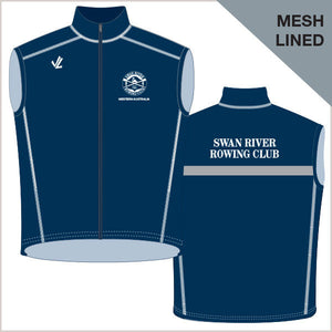 Swan River Splash Vest Men