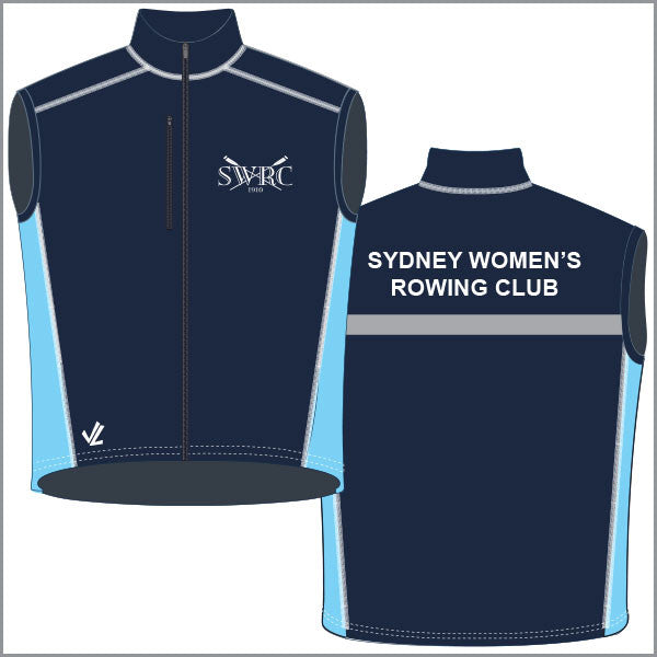 SWRC Splash Vest - Men