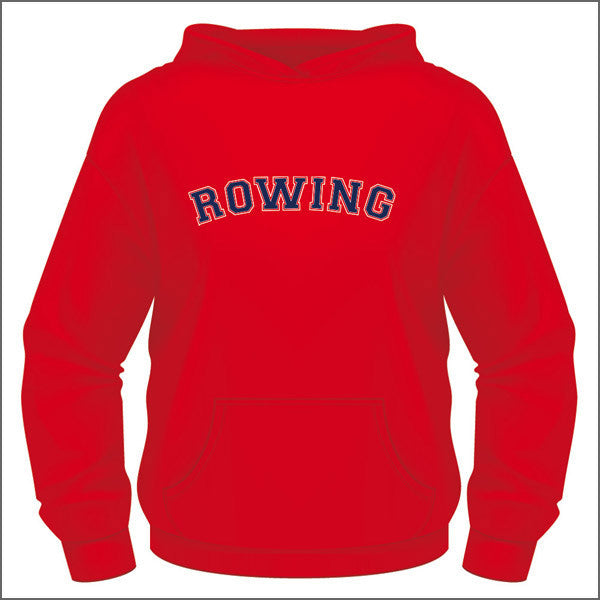 Rowing Hoodie - Junior/Ladies