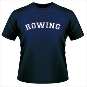 Rowing T Shirt - Unisex