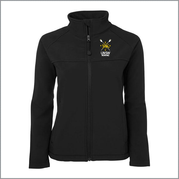 UNSW Softshell Jacket Women