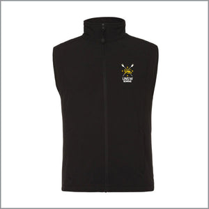 UNSW Softshell Vest Men