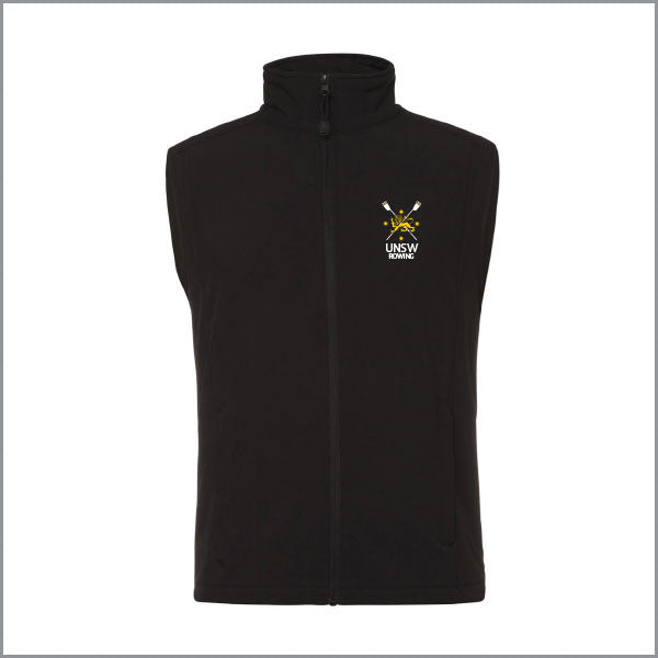 UNSW Softshell Vest Women