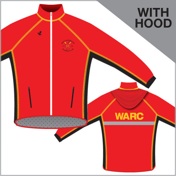 WARC Regatta Jacket with Hood