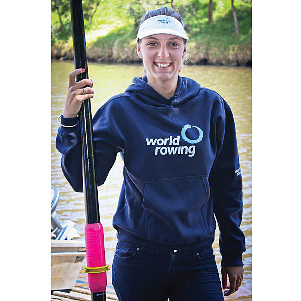 World Rowing Ladies Hoodie