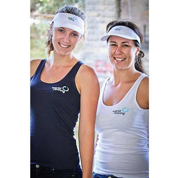 Ladies Singlet - World Rowing