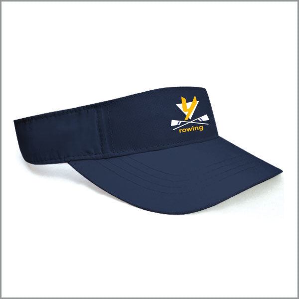 Y Rowing Club Microfibre Visor