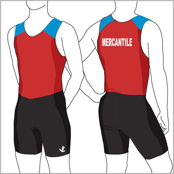 Mercantile RC Training Unisuit Men