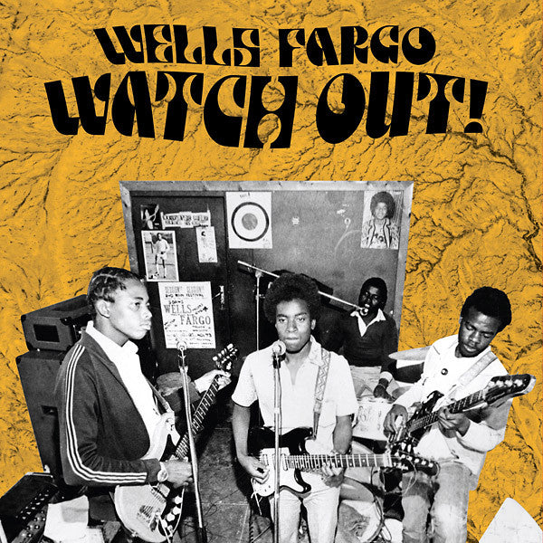 WELLS FARGO - WATCH OUT!