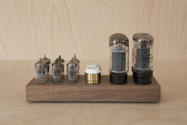 VACUUM TUBE HOLDER