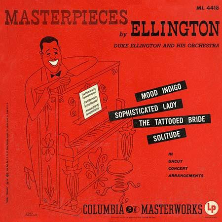 Duke Ellington - Masterpieces by Duke Ellington