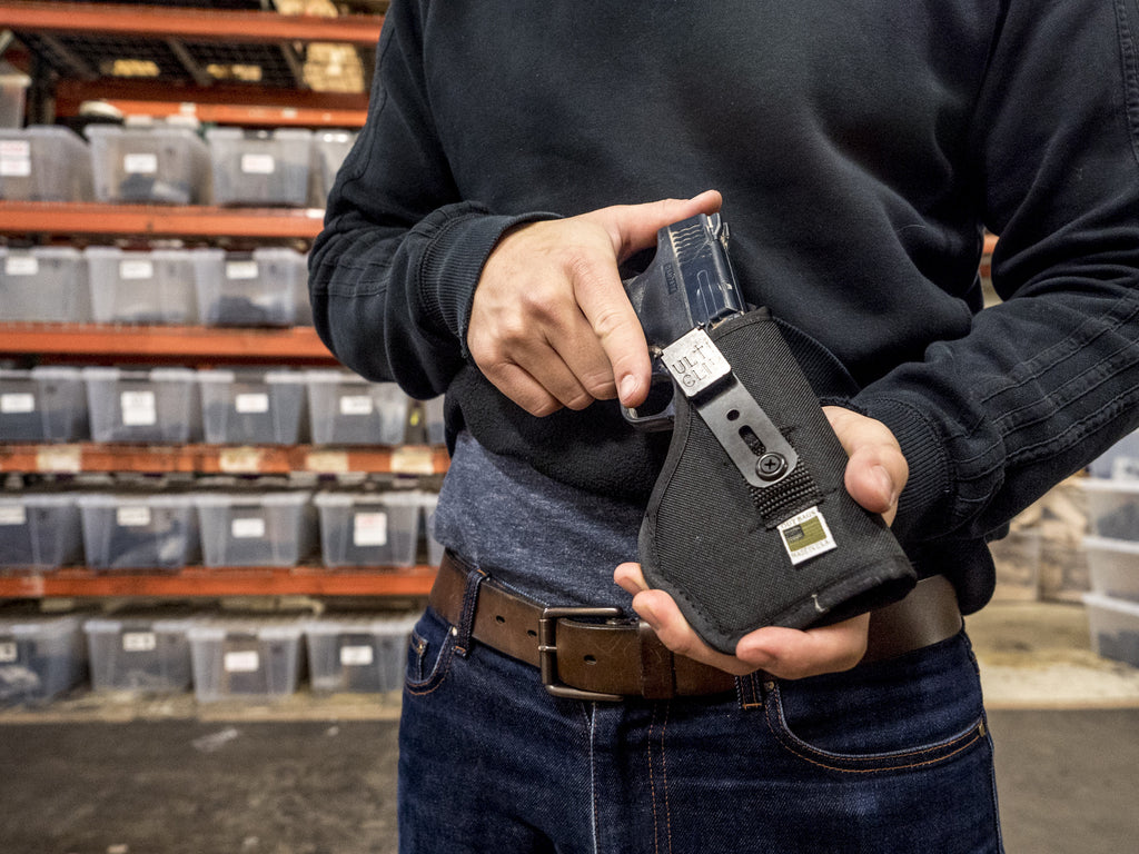 OUTBAGS USA CT Nylon IWB Holster