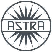 Gray logo for Astra handguns