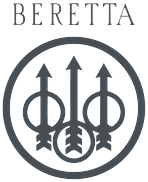 Beretta logo in gray