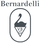 Gray logo for Bernardelli guns