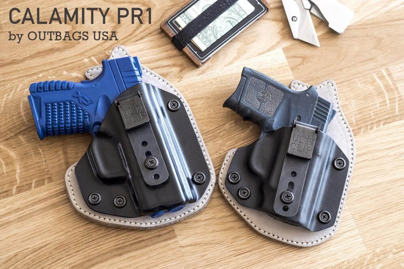 The Calamity PR1 by OUTBAGS USA