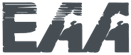 EAA logo in gray