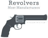 Revolvers logo in gray