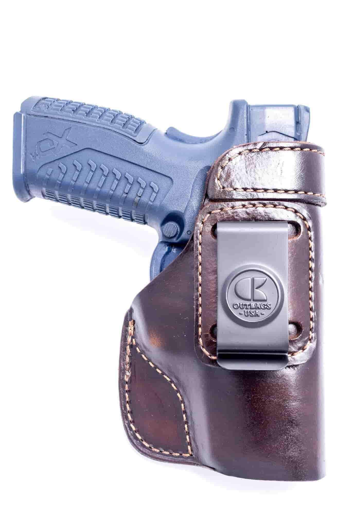 The LS8 - IWB Leather Holster