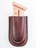 LMP - Leather Magazine Carrier & Accessory Pouch