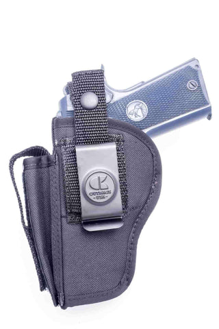 NSC29 · Nylon OWB Holster with Mag Pouch