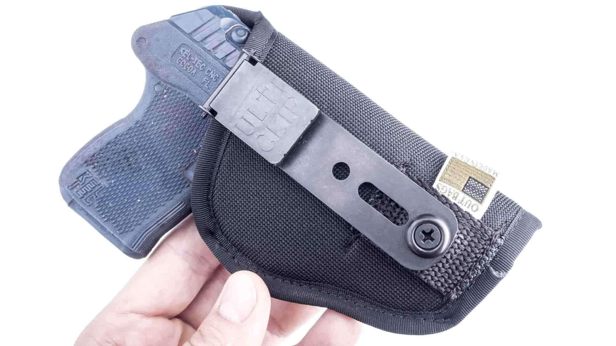 NCT01 · Nylon IWB Holster with Comfort Tab