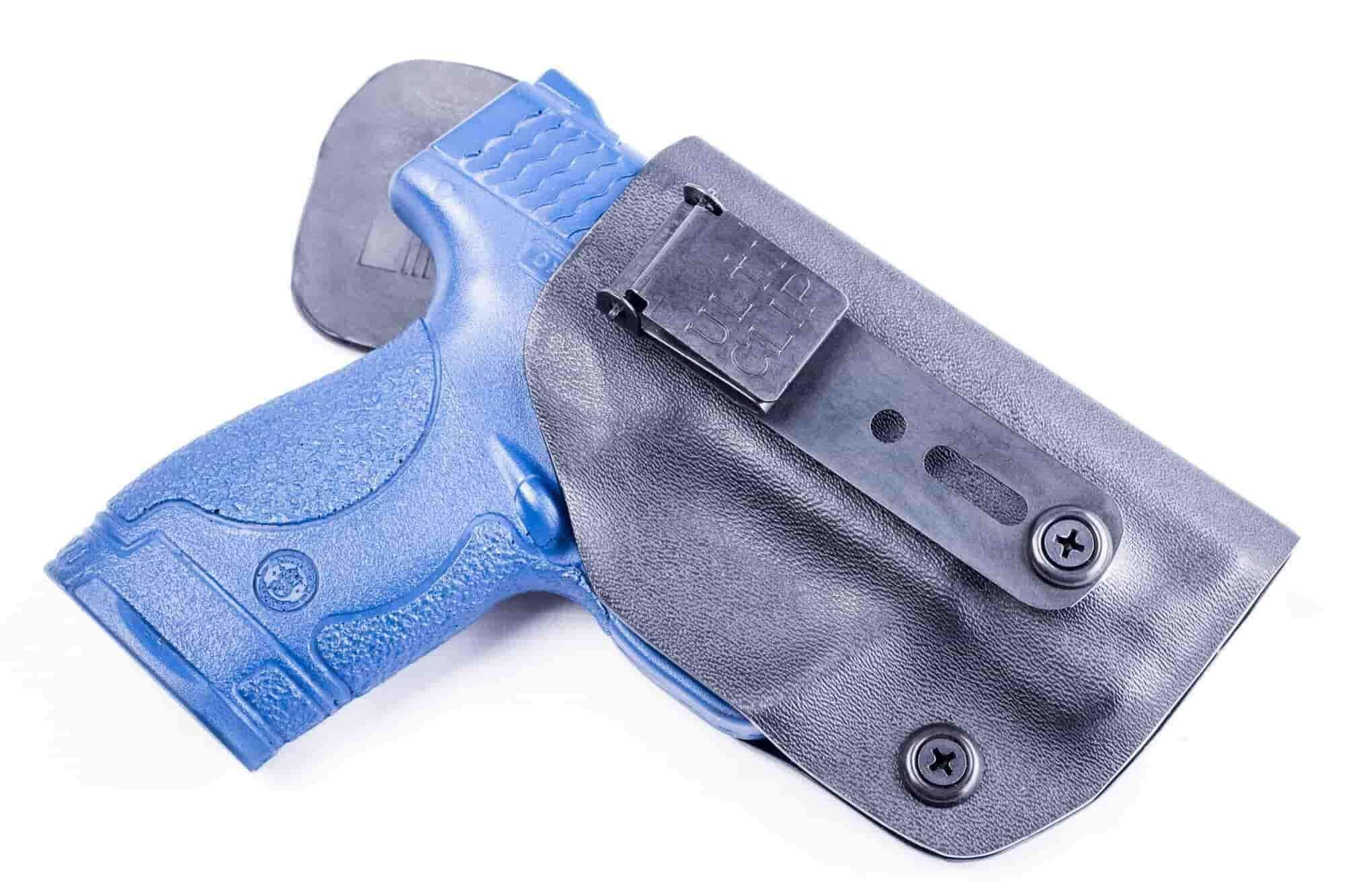 MADE IN USA Ruger LCP 380Kydex Leather IWB Conceal Carry w// Sweat Guard