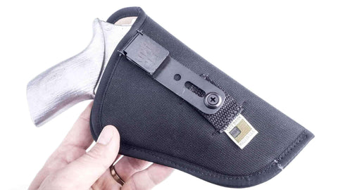 NCT08 · Nylon IWB Holster with Comfort Tab