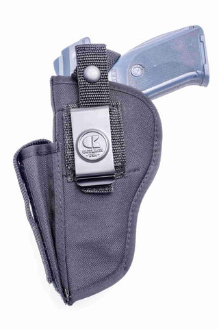 NSC19 · Nylon OWB Holster with Mag Pouch