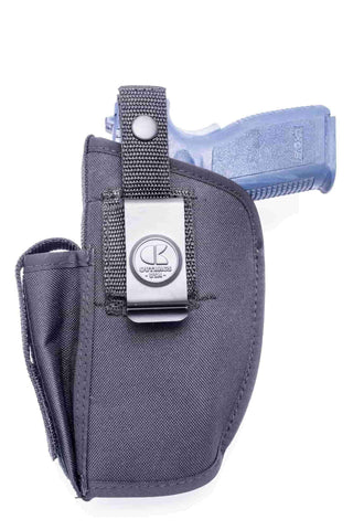 NSC23 · Nylon OWB Holster with Mag Pouch
