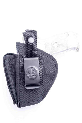NSC30 · Nylon OWB Holster with Mag Pouch