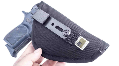 NCT22 · Nylon IWB Holster with Comfort Tab