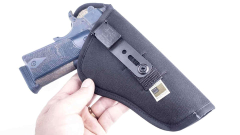 NCT04 · Nylon IWB Holster with Comfort Tab