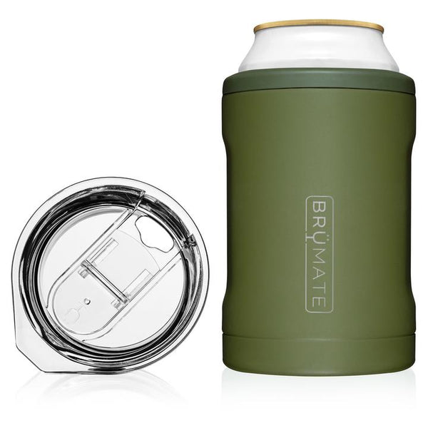 Hopsulator Duo 2-IN-1 - OD Green (12oz cans/tumbler)