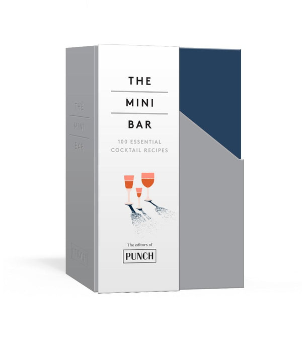 The Mini Bar: 100 Essential Cocktail Recipes Book Set
