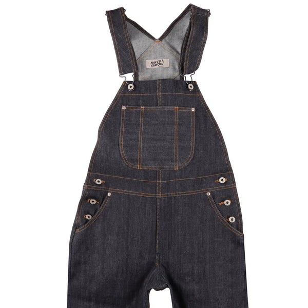 Naked & Famous Overall Left Hand Twill Selvedge
