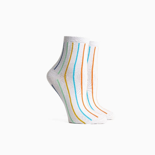 Women's That's All Right Socks - Bright White