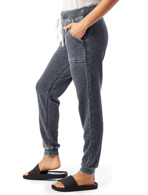 Women's Long Weekend Burnout Jogger