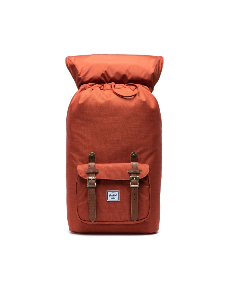 Little America Backpack - Picante Crosshatch