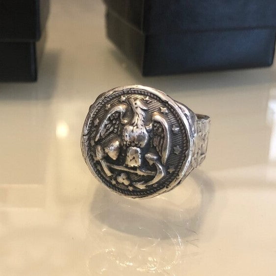 Helm Street 100% USA Ring