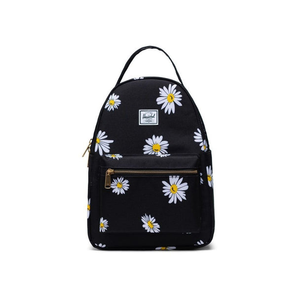 Nova Backpack Small - Daisy Black