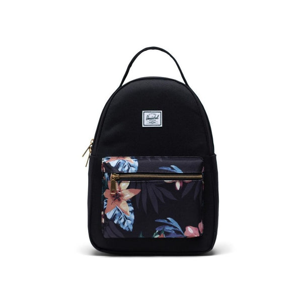 Nova Backpack Small - Summer Floral Black