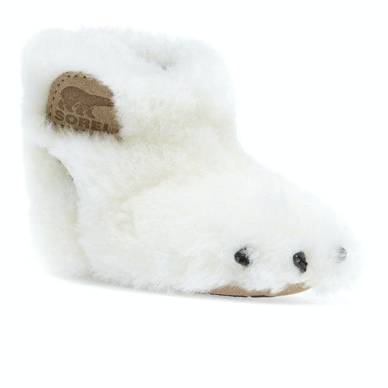 Infant Bear Paw Slipper