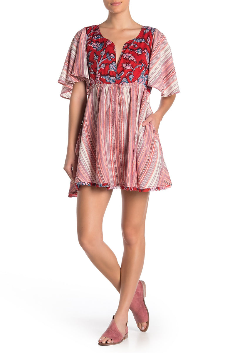 FINAL SALE Under The Sun Tunic