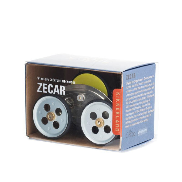 Zecar Flywheel Car