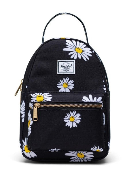 Nova Backpack Mini - Daisy Black